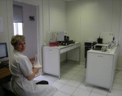 Молочная лаборатория в Калининграде
